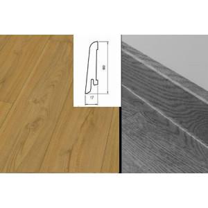 Плинтус МДФ Egger 60 мм к каждой позиции ламината соответствует свой арт.